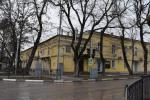 Жакт в центре Таганрога.